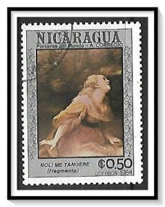 Nicaragua #1351 Paintings CTO