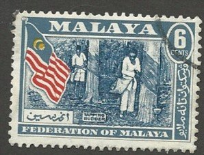Malaya, Federation of 80