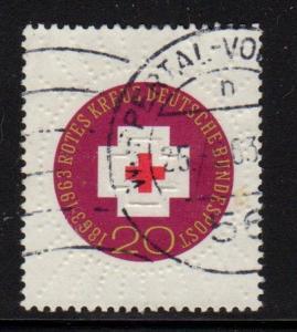 Germany - #865 Cross - Used