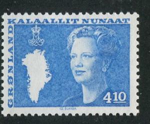 Greenland #132 Mint