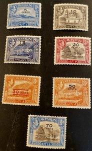 Aden Scott 36-46 KGVI Scenes of Aden-Mint