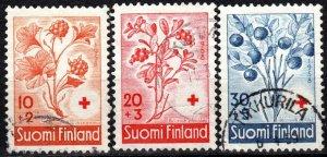 Finland #B151-3 F-VF Used CV $6.25 (X654)