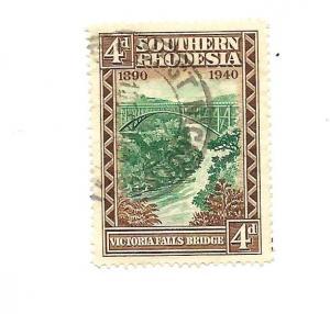 Southern Rhodesia 1940 - Scott #61