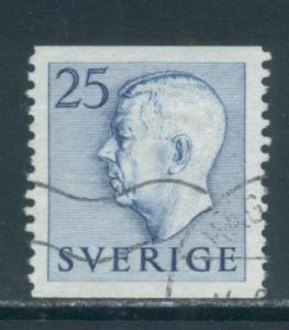 Sweden 457  Used (5)
