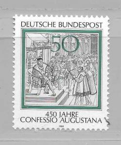 Germany 1330 Confession of Augsburg single MNH