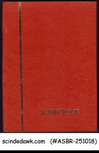 COLLECTION OF ST VINCENT STAMPS IN SMALL STOCK BOOK - 66 STAMPS & 2-M/S MNH