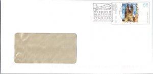 Germany Post-1950, Worldwide Postal Stationary, Aviation