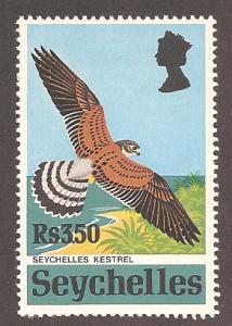 Seychelles 304 Mint VF HR
