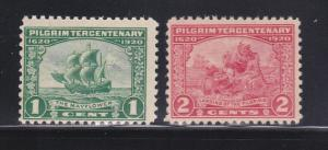 United States 548-549 MNH Various (A)