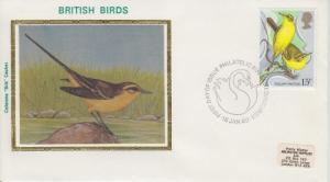 1980 Great Britain Birds Yellow Wagtail (Scott 887) Colorano
