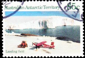 Australian Antarctic Territory Scott L72 Used.