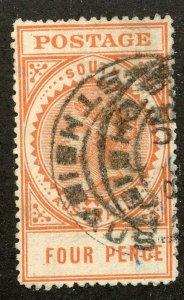 South Australia, Scott #150, Used