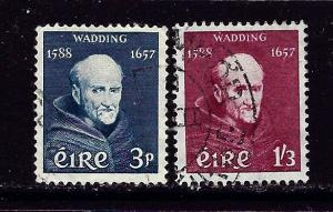 Ireland 163-64 Used 1957 set