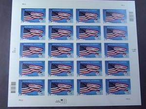 U.S.# 3508-MINT/NEVER HINGED--PANE OF 20---HONORING VETERANS---2001