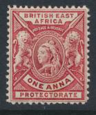 British East Africa Company  SG 66  SC#73a  Mint Hinged spacefiler  -  see de...
