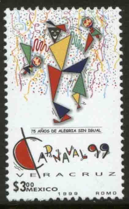 MEXICO 2114, Veracruz Carnival. MINT, NH. VF.