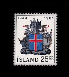 ICELAND 362 MNH