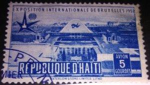 Presenting Haiti C114 used