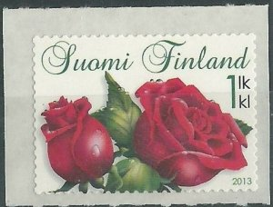 2013  FINLAND - SG: 2149 - ROSES S/A - UNMOUNTED MINT