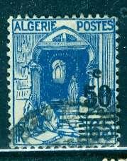 Algeria; 1941; Sc. # 136; O/Used Cpl. Set
