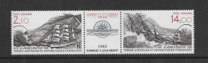 FRENCH SOUTHERN ANTARCTIC TERRITORIES #94a EXPLORER-JEAN CHARCOT   MNH