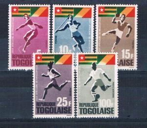 Togo 525-28;C46 MNH set Sports 1965 (T0087)