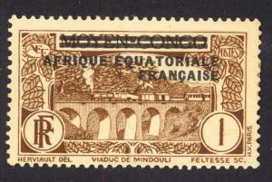 French Equitorial Africa 11 MH