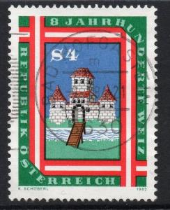 AUSTRIA SG1936 1982 800th ANNIV OF WEIZ FINE USED