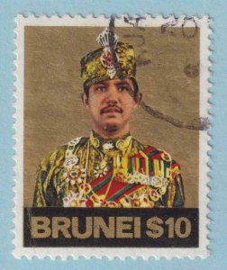 BRUNEI 209  USED - NO FAULTS EXTRA FINE !