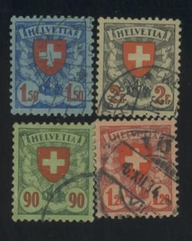 Switzerland #200-3 Used FVF Cat$22