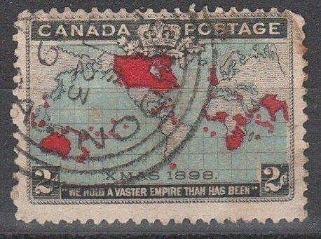 #86b Canada Used