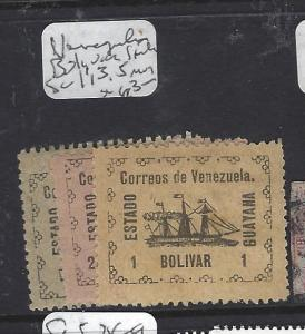 VENEZUELA GUYANA STATE  (P1509B)  SC 1, 3-5   MOG