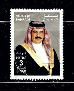 Bahrain 578 Used 2002 issue