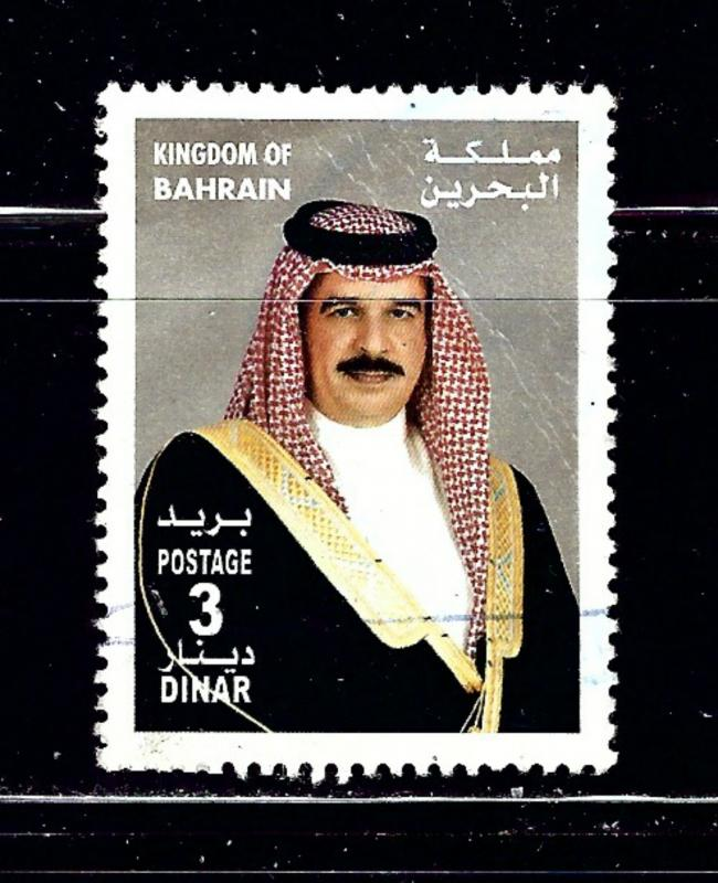 Bahrain 578 Used 2002 issue
