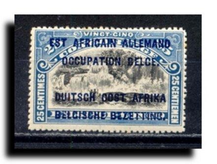 German East Africa Scott #N20