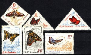 Romania #C89-94 MNH CV $6.25 (P711)
