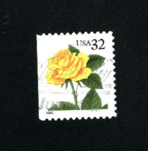 USA #3049  3 used 1996-2000 PD .08