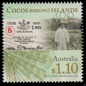 Cocos Islands 352 MNH
