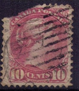 Canada Sc 45 Used Fault Damage Top L F-VF