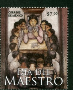MEXICO 2676, TEACHERS DAY. MINT, NH. VF.