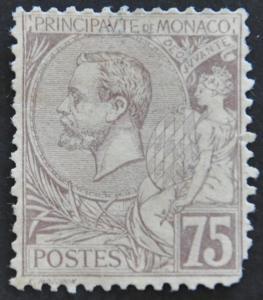 DYNAMITE Stamps: Monaco Scott #24 – USED
