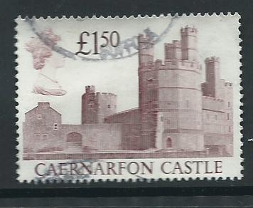 GB QE  II  SG 1411  Fine Used
