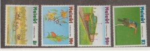 Malawi Scott #374-377 Stamps - Mint Set