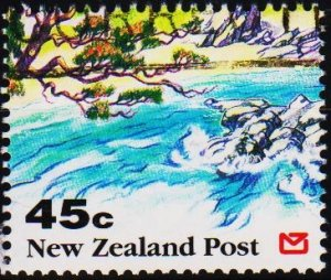 New Zealand. 1992 45c S.G.1691 Fine Used