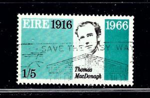 Ireland 212 Used 1966 issue