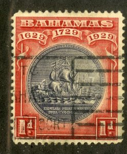 BAHAMAS 85 USED SCV $3.50 BIN $1.50 SHIP