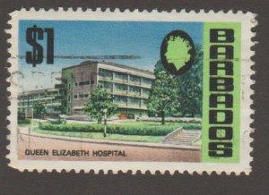 Barbados 341  Hospital