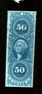 U.S. #R57a USED VF Cat $35
