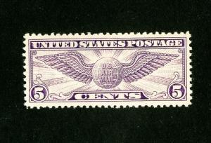 US Stamps # C12 Supurb Choice OG NH