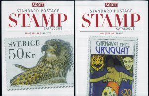 NEW 2020 Scott Standard Postage Stamp Catalogue Worldwide San-Z Volume 6 A-B Set